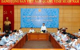 Thủ Tướng Nguyễn Tấn Dũng: Buồn vì năng suất lao động thấp