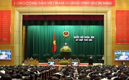 """Dự trình Quốc hội thông qua: Hiến định """"Kinh tế Nhà nước giữ vai trò chủ đạo"""""""