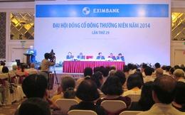 Liệu có biến động nhân sự cấp cao ở Eximbank?