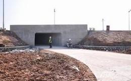 Xây hầm chui trên đường nối sân bay Nội Bài - cầu Nhật Tân