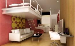 Ý tưởng thiết kế nội thất cho không gian hẹp