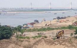 Hà Nội dành gần 10.000m2 đất xây dựng bãi chứa, trung chuyển vật liệu