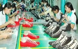Xuất khẩu da giày tăng yếu
