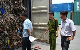 Tạm giữ 18 tấn phế liệu nhập khẩu