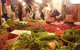 Rau, củ Trung Quốc ngập chợ: Lơ là kiểm soát chất lượng