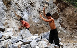 Quảng Ngãi đề nghị được xuất khẩu đá vật liệu xây dựng