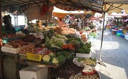 Giá thực phẩm tăng nhẹ