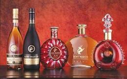 Bắt lò sản xuất rượu Remy Martin, Chivas, Hennessy...giả
