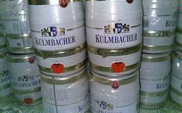 Bia Đức nhiễm thạch tín ở mức thấp