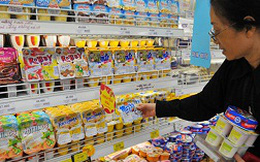 Thị trường váng sữa: Mập mờ chất lượng!