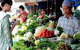 Giá thực phẩm bắt đầu tăng theo giá xăng