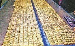 Thu giữ 1.064 thỏi vàng trong khoang hành lý một chuyến bay của Biman