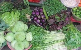 Giá thực phẩm tăng vọt vì mưa bão