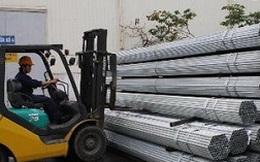 Mỹ tiếp tục điều tra bán phá giá với thép ống Việt Nam