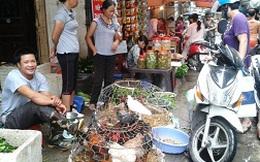 Sức mua lớn đẩy giá thực phẩm tăng mạnh dịp Vu Lan