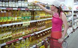 Thị trường dầu ăn: Khốn đốn vì hàng nhập
