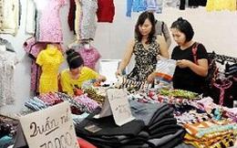Quần áo Thu-Đông: Giảm giá vẫn không hút được khách
