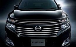 Nissan báo lỗi hơn 120.000 xe Elgrand do động cơ