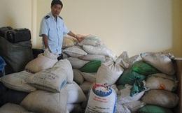 Bắt giữ trên 100 tấn đường có dấu hiệu nhập lậu
