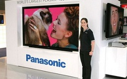 Panasonic dừng sản xuất tivi plasma vào tháng 3/2014
