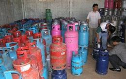 Trên 30% vỏ bình gas là giả nhãn hiệu