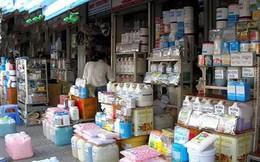 Nhiều mẫu sữa nhiễm vi sinh vật nguy hại