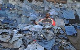 Thời trang 'sida': Nỗi niềm tay chơi ít tiền
