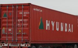 Cảnh báo chiêu tráo ruột container của doanh nghiệp