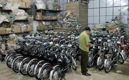 Xe đạp điện nhập lậu đang gây nguy hiểm cho người tiêu dùng