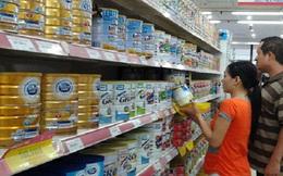 Giá sữa vẫn âm thầm tăng