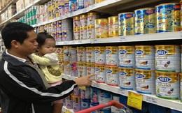 Loạn thông tin, giá sữa vẫn cao chót vót