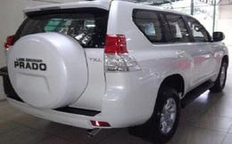 Toyota Việt Nam triệu hồi 126 xe Land Cruiser Parado và Hiace từ 3/12