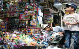 Tiêu hủy 20.000 đồ chơi xuất xứ Trung Quốc