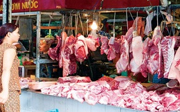 Thịt heo tăng giá mạnh