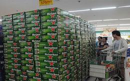 Người Việt uống bia quá nhiều!