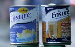 Sữa Ensure của Song Nam nhập từ Trung Quốc