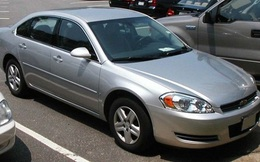 GM thu hồi 1,5 triệu xe hiệu Chevrolet và Buick tại Trung Quốc