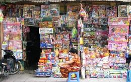 Đồ chơi Trung Quốc nhiễm độc: Biết nguy hiểm vẫn phải mua