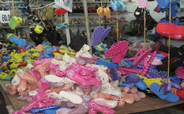 Bỏ sản xuất, bán giày Trung Quốc