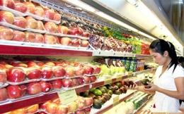 Thực phẩm tết: tràn lan hàng ngoại