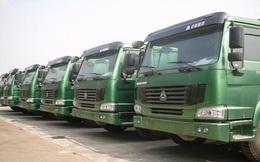 Ôtô tải nhập khẩu tăng mạnh