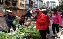 Mưa kéo dài, mặt hàng rau củ quả lại tăng giá mạnh