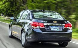 Triệu hồi 170.000 chiếc Chevrolet Cruze bị lỗi trục