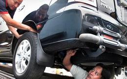 Toyota Việt Nam triệu hồi 42.772 xe Innova, Fortuner