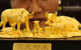 Trung Quốc đang dần chán vàng?
