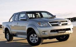 15/5: Toyota Việt Nam bắt đầu thu hồi xe