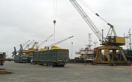 Cảng Hải Phòng: Ùn ứ hàng vạn tấn nông sản