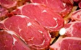 Phạt Công ty nhập 12 tấn thịt bò quá đát gần 2 năm