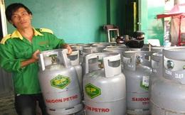 Giá gas tăng 8.000 đồng/bình 12kg từ 1/5