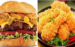 """Thức ăn nhanh dễ bị làm """"đểu"""""""